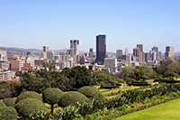 Pretoria - Union Buildings (Gauteng).